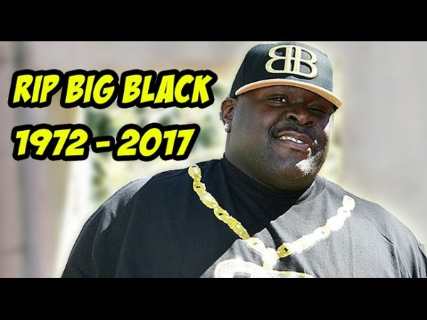 RIP CHRISTOPHER BIG BLACK BOYKIN 1972 - 2017 TRIBUTE