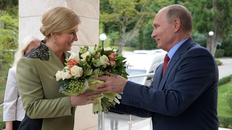 ✔ Хорватия сделала громкое заявление, встав на сторону России