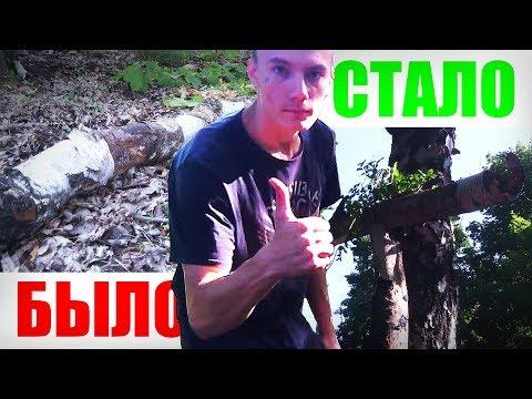 РЕСТАВРАЦИЯ СТАРОГО ДЕРЕВА RESTORING OLD TREE