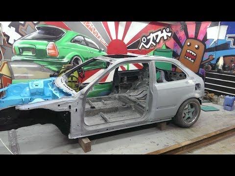 1999 Honda Civic Hatchback Build Project - Part 1