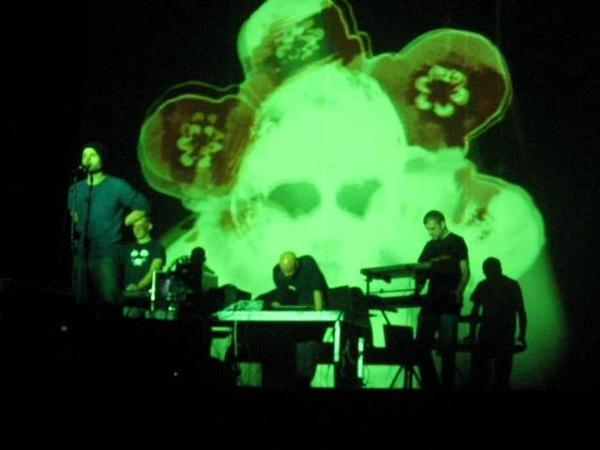 Antlers Mulm - 19.10.2012 - Intermediale Festival (fragment 2)