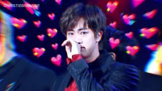 Jin you so fucking precious when you smile