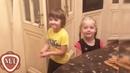 ЛИЗА и ГАРРИ Боевые помощнички! Галкин выбрал ёлку для детей!