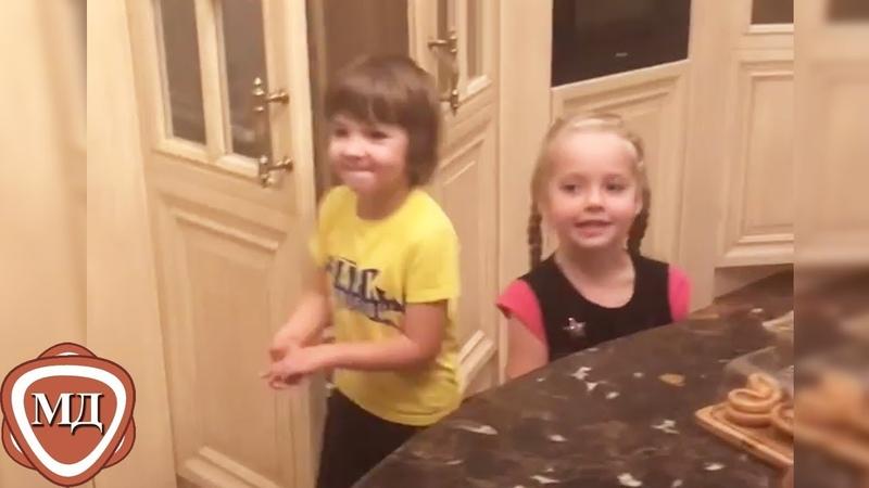 ЛИЗА и ГАРРИ: Боевые помощнички!| Галкин выбрал ёлку для детей!