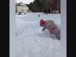 Снежный вызов