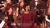 Чичерина и Луганский симфонический оркестр в День народного единства выступили для жителей ЛНР