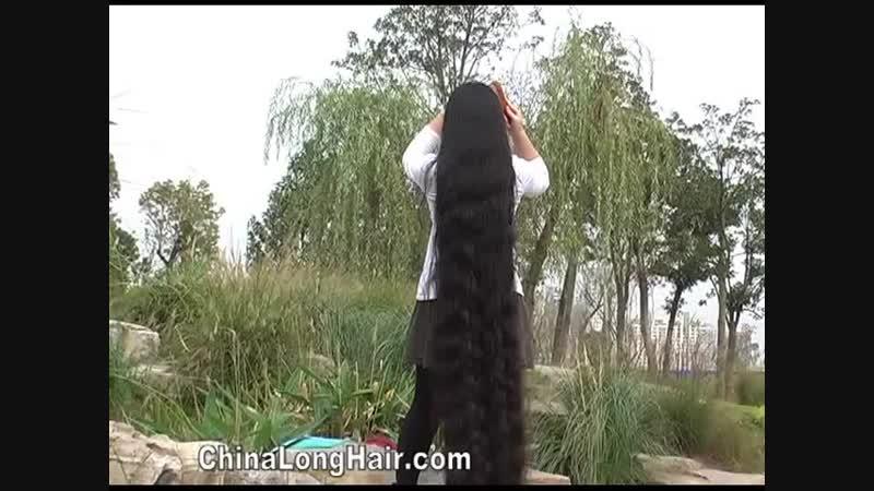 No. 61- Feng Ye- Proud of long hair_HIGH.mp4
