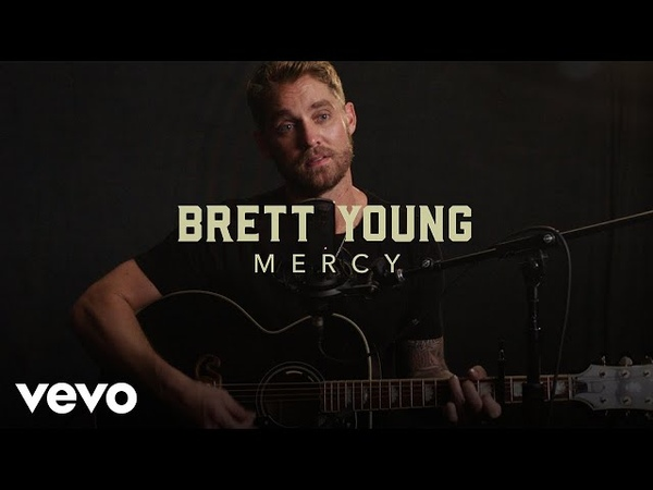 """Brett Young - """"Mercy"""" Official Performance   Vevo"""