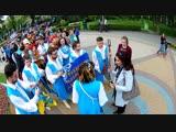 Харьков, Парк Горького, Культурный Weekend, часть 2 Сбор в коллонну