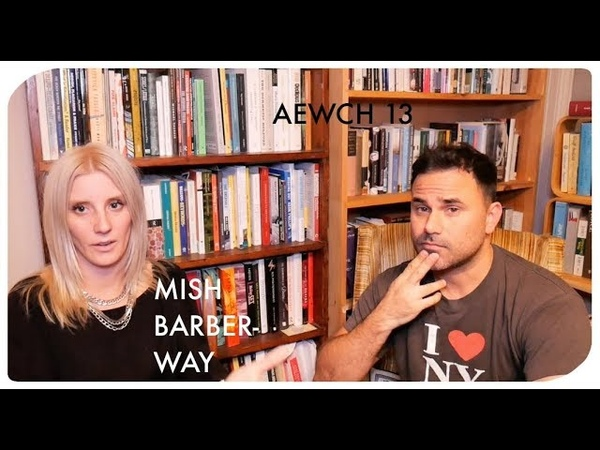 AGAINST EVERYONE with CONNER HABIB 13: MISH BARBER-WAY (WHITE LUNG) or SCREAMING MATTERS
