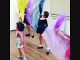 Детские восточные танцы