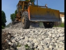 В Колпашеве ведётся ремонт грунтовых дорог