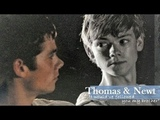 Thomas & Newt   You my brother - Ts