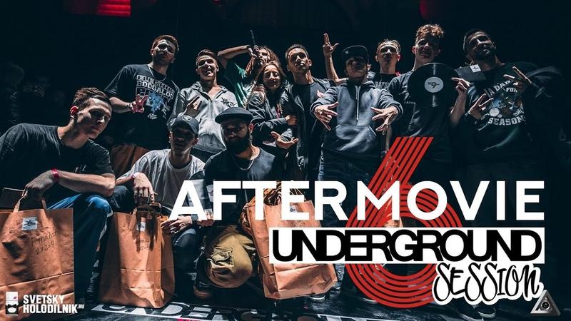 Underground Session VOL.6 Aftermovie