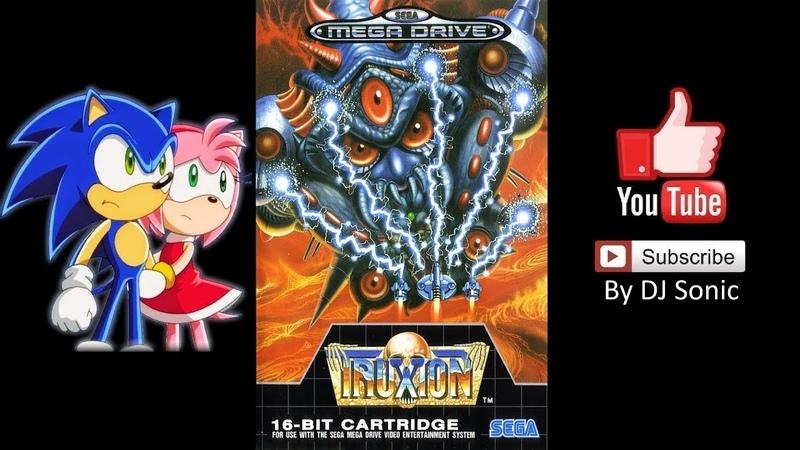 Truxton (Sega 1989) Walkthrough
