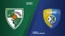 Zalgiris Kaunas - Khimki Moscow region Highlights   Turkish Airlines EuroLeague RS Round 9