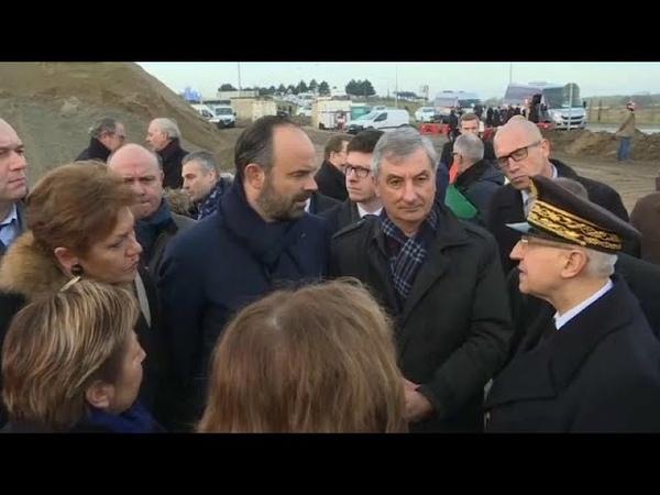 Франция готовится к жесткому брекситу