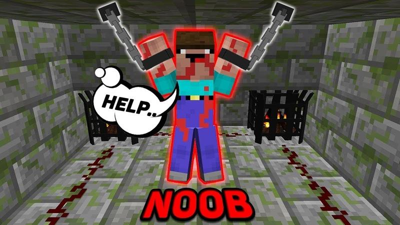 Minecraft NOOB vs PRO vs HACKER : WHO HOLDING THE NOOB IN CUSTODY? Challenge in Minecraft Animation