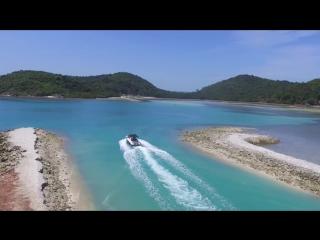 Приватные прогулки на катере с юга острова Самуи