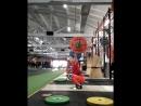 Squat Snatch 70 kg