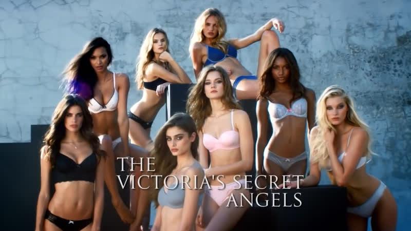 Victoria's Secret Angels and Selena Gomez Hands to Myself