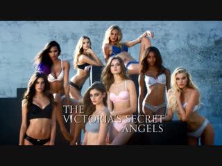 Victoria's secret angels and selena gomez - hands to myself
