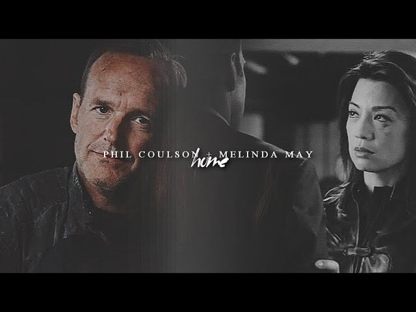 Phil Coulson Melinda May (Philinda) - Home