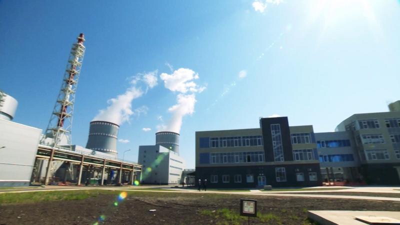 Первый энергоблок ЛАЭС-2 заработал на полную мощность. Специальный репортаж из Соснового Бора