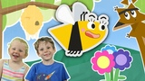 Why Do Bees Sting Learning Video For Kids Toddler Fun Learning