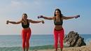 Силовая тренировка всего тела с гантелями и кардио интервалами. Every Day Dumbbell Workout - Strength Training with Weights Cardio Intervals