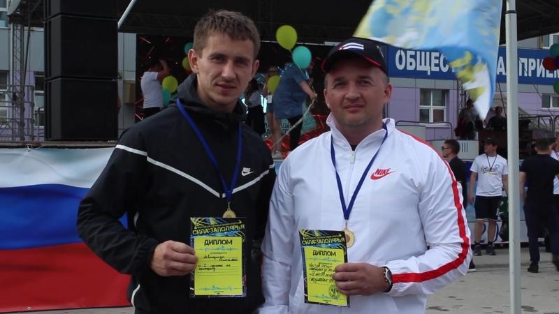 Военнослужащий Росгвардии победил на фестивале Сила Заполярья в Нарьян-Маре