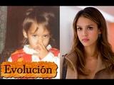 Como Jessica Alba ha cambiado - Evoluci