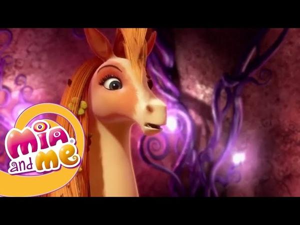 Мия и Я 1 сезон 9 10 серия Эльфы и драконы Мультики для детей про единорогов