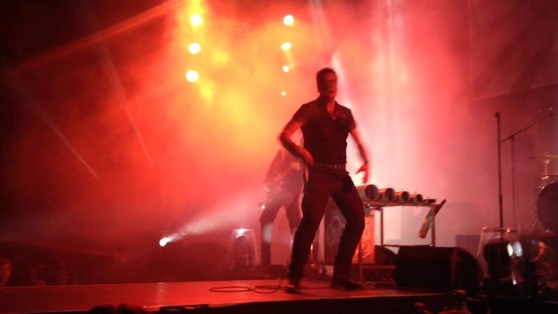 Die Krupps- Fatherland - Live In Neu-Ulm Volle Kraft Voraus 08 Sept 2018