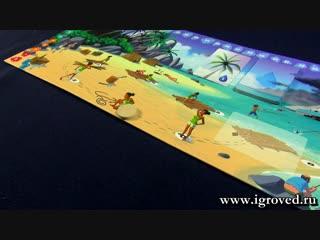 Робинзонада. Обзор настольной игры от Игроведа