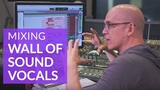 How to Produce a Massive Vocal Wall of Sound Devin Townsend