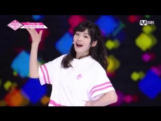 PRODUCE 48 | AKB48 - Асаи Нанами - Nekkoya (pick me) fancam