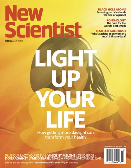 New Scientist - 01.06.2019