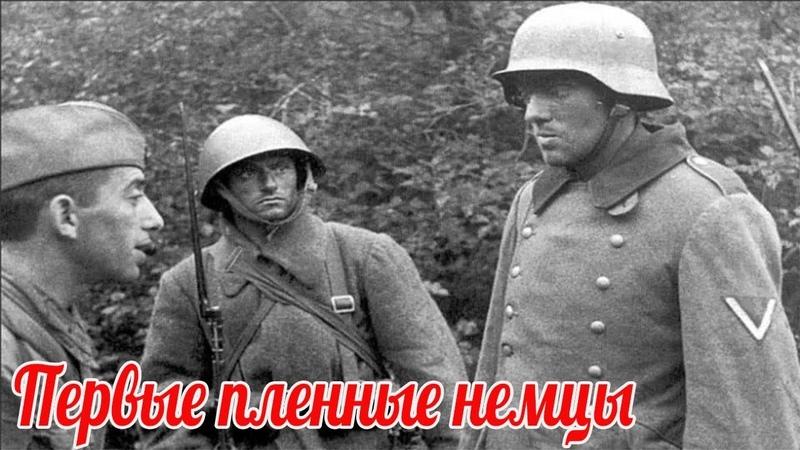 Кто взял в плен 600 солдат Вермахта в июле 1941 года военные истории