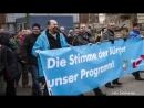 Wegen hoher Unzufriedenheit der Menschen mit der Regierung AfD noch kann stärker werden als SPD