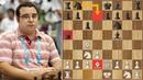 Grandmaster Loses in 7 Moves!   Candelario vs Rizouk   Batumi Chess Olympiad (2018)