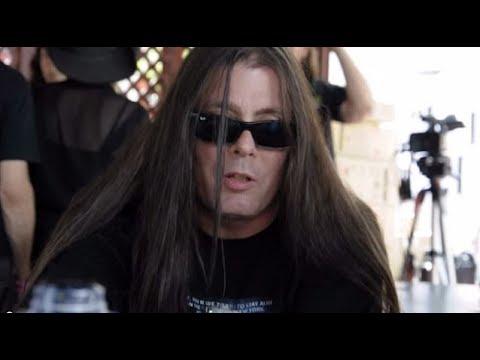 ✪✪✪ Пэт О' Брайен (Cannibal Corpse) вспоминает Чака Шульдинера (Death) (перевод интервью)