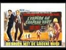 The Spy in the Green Hat El Espía del sombrero Verde 1967 Español