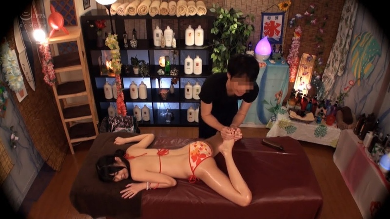 Asian Traditional Massage Culture New 2019 | Sensitive Massage With My Elegant Sister in Japan 42