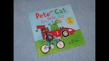 Pete The Cat ~ Go Pete Go Children's Read Aloud Story Book For Kids By James Dean
