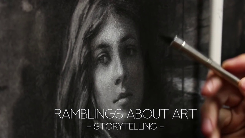 Storytelling and Art Ramblings and Ideas An Overview throughout the History of Art