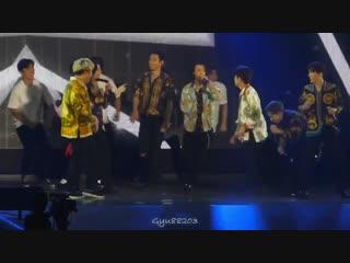 181130 SuperShow7 - Devil Leeteuk ..My dance part ️ Eunhyuk ..Sorry Heechul Shingdong Siwo