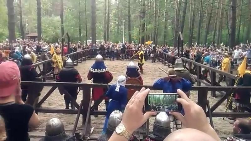 Княжий Двор (2017) Братина VS Окрошка - Сход 1 - Ракурс 2