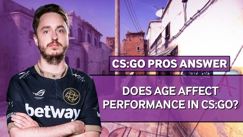 CS:GO Pros Answer: Does Age Affect Performance in CSGO?