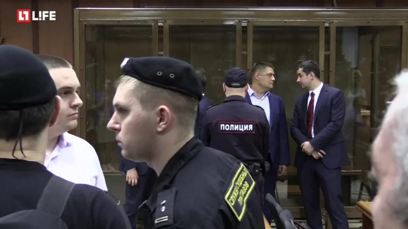 Приговор генералу Никандрову по делу о коррупции